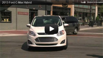 Video: Der 2013 Ford C-Max Hybrid