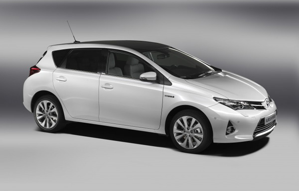 Neuer Toyota Auris