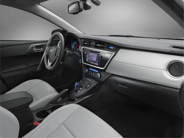 Toyota Auris - Innenraum