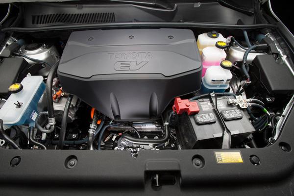 Toyota RAV4 EV - Elektromotor