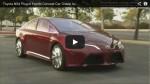 Video: Toyota NS4 Plug-In Hybrid Konzeptfahrzeug