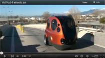 Der AirPod – Ein Auto fährt mit komprimierter Luft