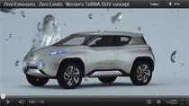 Video: Nissan TeRRA SUV mit Brennstoffzelle und Elektroantrieb