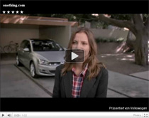 Video: OneThing Kampagne von Volkswagen