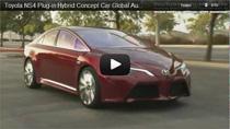 Video: Das Toyota NS4 Plug-In Hybrid Konzeptfahrzeug