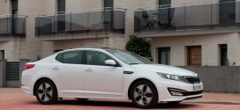 Kia Optima Hybrid 2.0 (2012er Modell)
