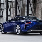 Foto-Galerie: Hybrid-Sportcoupé Lexus LF-LC