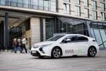 Das Ruhrgebiet fährt elektrisch - im Opel Ampera. Opel übergab heute 20 Exemplare des voll alltagstauglichen Elektroautos an das Car Sharing-Forschungsprojekt