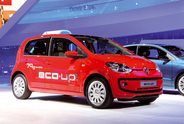 VW eco up!