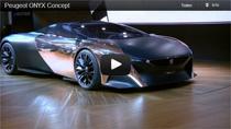 Video: Peugeot Onyx Concept