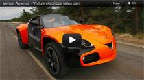 Venturi America – Der elektrische Sports-Buggy aus Monaco
