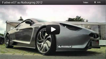 Video: Furtive eGT auf dem Nürburgring
