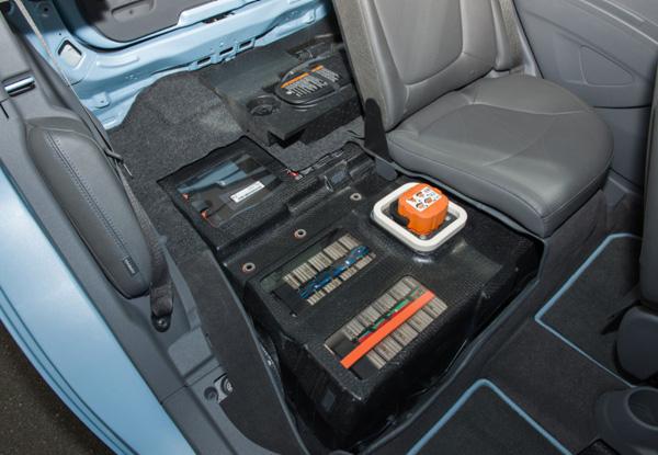 Chevy Spark EV - Batterie