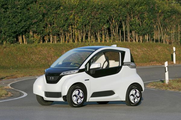 Honda - Micro Commuter Prototype