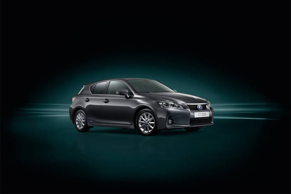 Lexus CT 200h Limited Edition