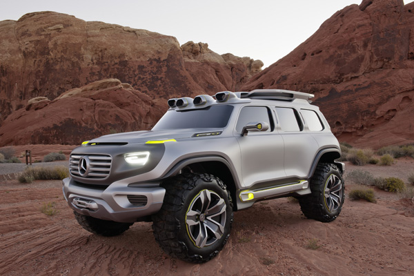 Mercedes - Ener-G-Force