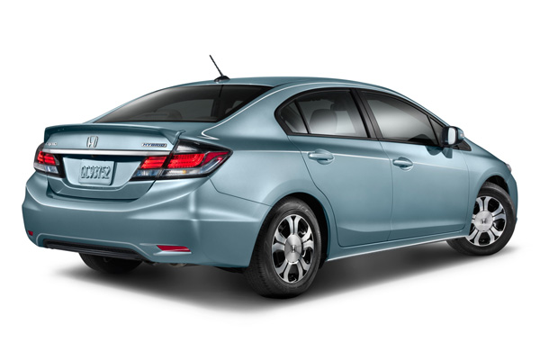 2013 Honda Civic Hybrid