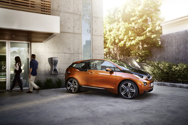 BMW i3 Concept Coupé