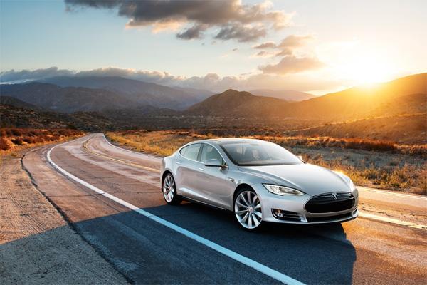 Tesla Model S - Demnächst endgefertigt in Holland