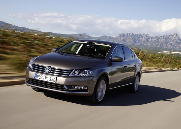 VW Passat 1.4 TSI EcoFuel - 1. Platz der Oberen Mittelklasse