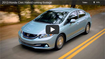 Video: 2013 Civic Hybrid