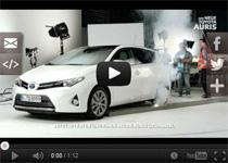 Video: Filmeraten und einen neuen Toyota Auris gewinnen