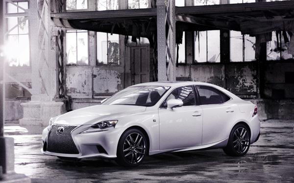 Der neue Lexus IS