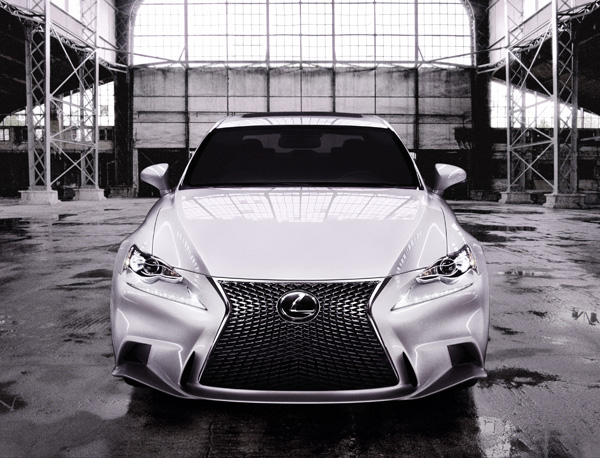 Neuer Lexus IS