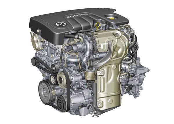 Opel 1.6 CDTI ECOTEC Motor