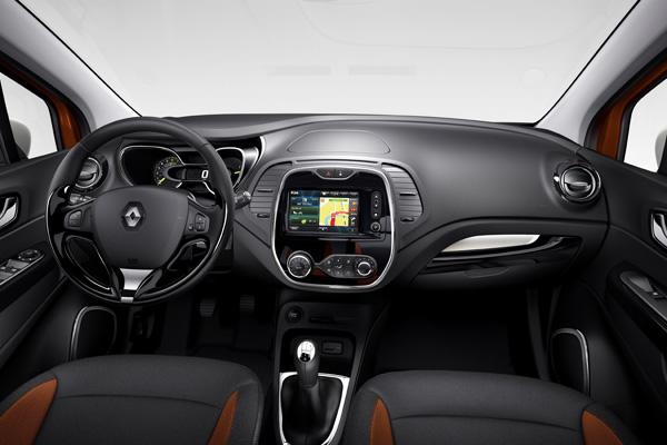 Renault Captur - Innen