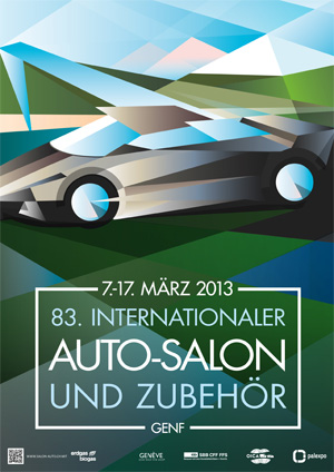 83. Internationaler Automobilsalon Genf