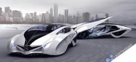 Spektakuläre Leichtbaustudien mit effizienten Antrieben gewinnen beim Michelin Challenge Design 2013