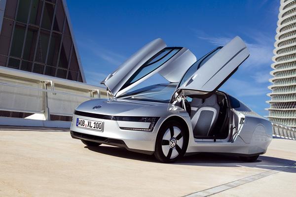 VW XL1 - Flügeltüren