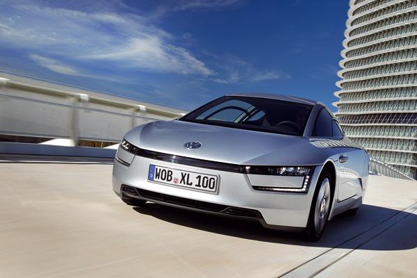 VW XL1 -  Das 1-Liter-Auto