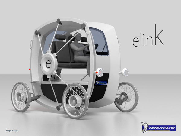 eLink - Michelin Challenge Design 2013