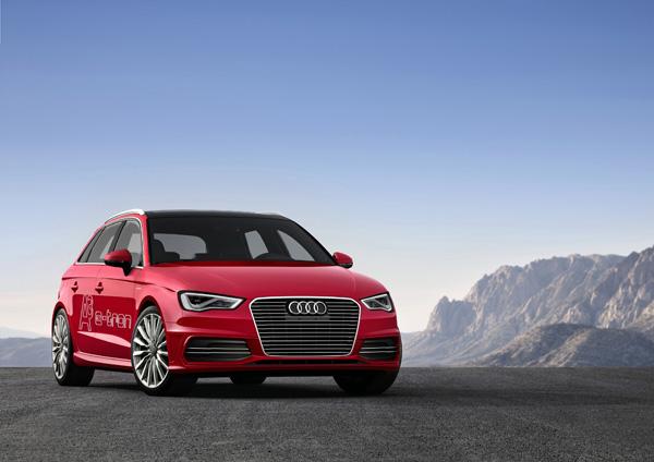 Audi A3 Sportsback e-tron