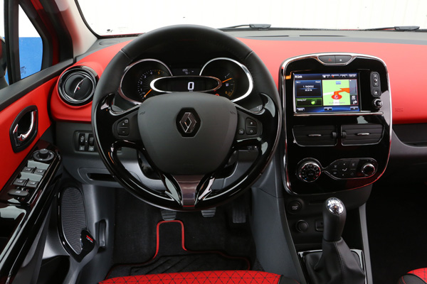 Clio Grandtour - Innenraum