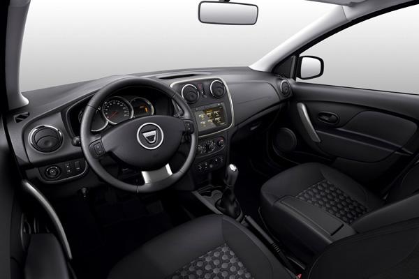 Neuer Dacia Logan MCV - Innenraum