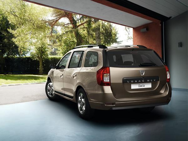 Neuer Dacia Logan MCV