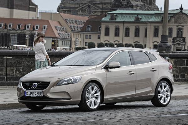 Volvo V40 - Modelljahr 2013
