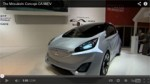 Video: Mitsubishi Concept CA-MiEV auf dem Genfer Automobilsalon