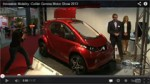 Video: IMA Colibri auf dem Genfer Autosalon 2013