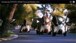 Video: Toyota i-ROAD auf der Strasse