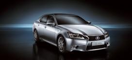 Neuer Vollhybrid Lexus GS 300h feiert in Shanghai seine Weltpremiere