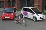 Multicity Carsharing Fahrzeuge