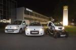 Renault Elektrofahrzeuge: Twizy, Fluence Z.E., Kangoo Z.E.
