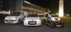 Renault ist bekannteste Marke für Elektrofahrzeuge