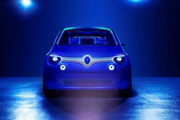 Renault Twin'Z - Concept Car mit Elektroantrieb