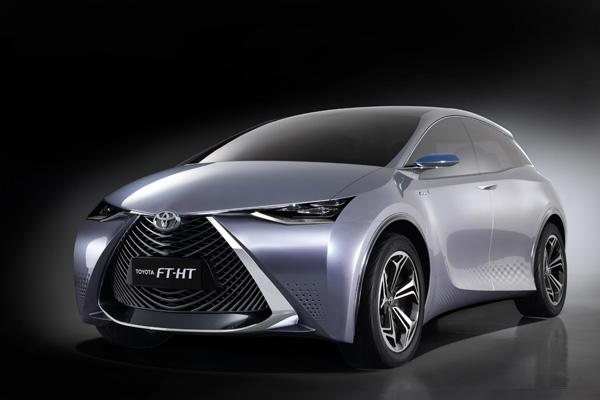 Toyota FT-HAT Yuejia