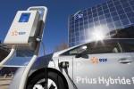 Toyota Plug-in Demonstrations-Projekt in Straßbourg